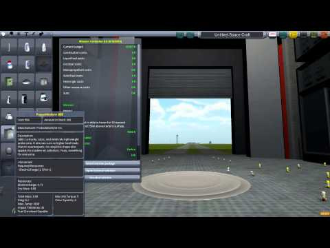 Kerbal Space Program - Mission Controller Mod - Fan Made Career Mode
