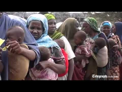UN declares famine in parts of Somalia