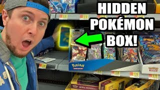 UNCOVERING HIDDEN POKEMON CARDS WHILE SEARCHING THE STORE! Opening #58