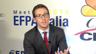 EFPA Italia Meeting 2016, intervista Marcus Morris-Eyton, Allianz Global Investors