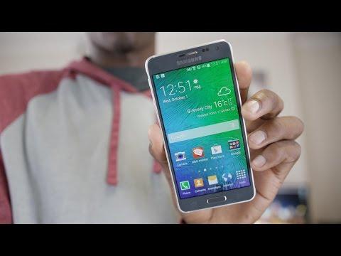 Samsung Galaxy Alpha Review!