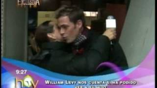 william levy ve a su hijo?