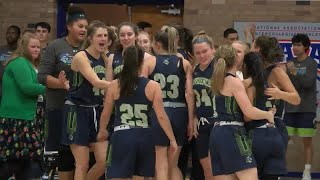 Providence women's basketball upsets previously undefeated Montana Western