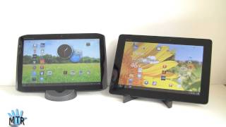 Asus Eee Pad Transformer Prime vs. Motorola Droid XYBoard 10.1 Comparison Smackdown