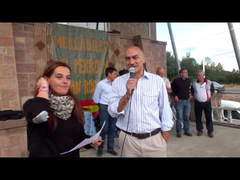 Santiago Recio, Premio Institucional de Radio Alto Campoo 2015