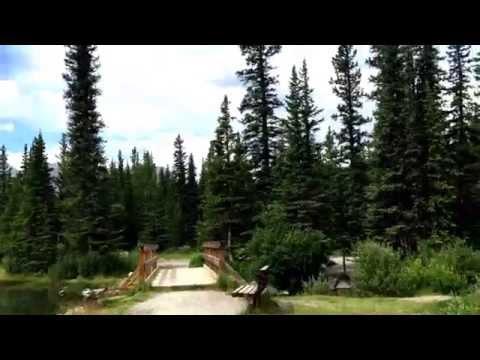 Day trips outside Calgary Alberta