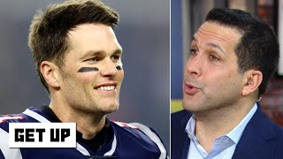 Tom Brady could shock us with his free agency decision - Adam Schefter | Get Up
