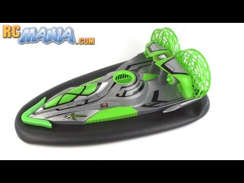 Fast Lane RC X-Craft hovercraft review