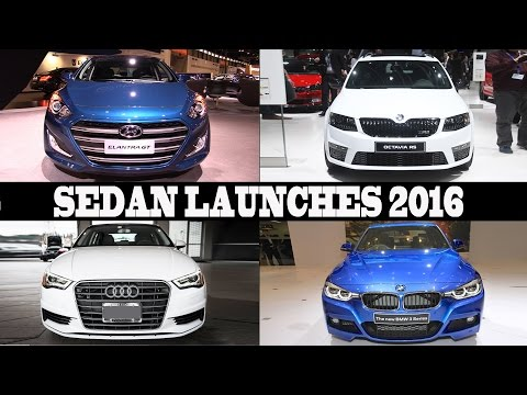 New Upcoming Sedan Cars in India 2016 ( Part -1)