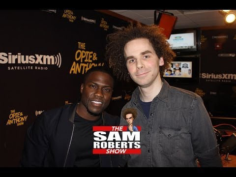 Sam Roberts & Kevin Hart on Justin Bieber, DUI, Likability, Ride Along, About Last Night, & more