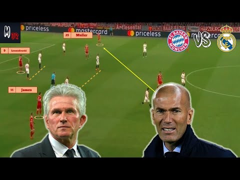 Bayern Munich VS Real Madrid / Tactical Preview / Who Can Reach The Final? thumbnail