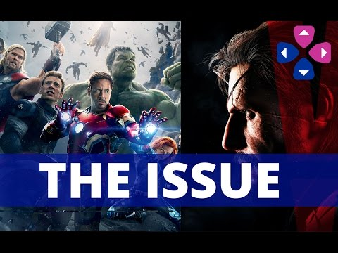 The Issue Episode 9: Metal Gear Solid vs. Age of Ultron