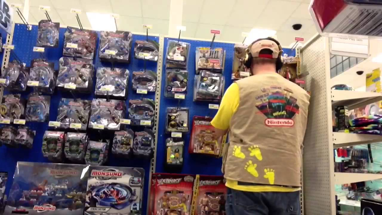 Target Wwe Toys : Wwe action insider target and sears store wrestling