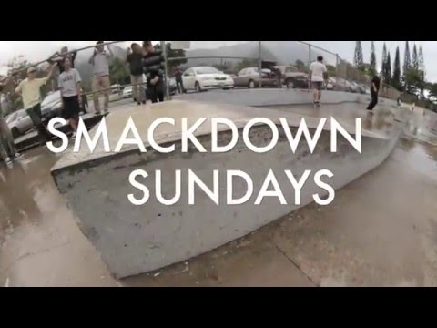 SMACKDOWN SUNDAYS - Jason Park