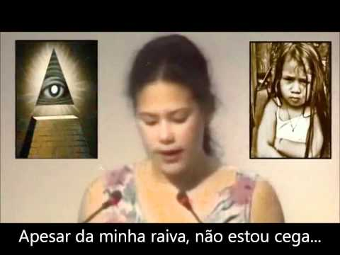 A garota que calou o mundo por 6 minutos - Eco 92 Legendado