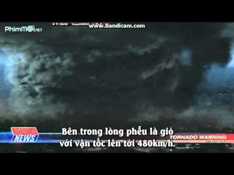 Into the storm 2014 - Big Tornado scene