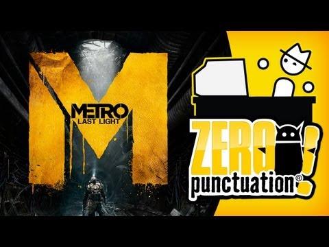 METRO LAST NIGHT (Zero Punctuation)