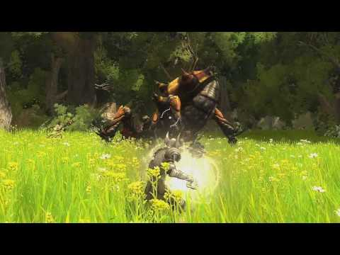 RaiderZ Online Gameplay Trailer