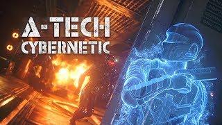 A-Tech Cybernetic     Oculus Rift