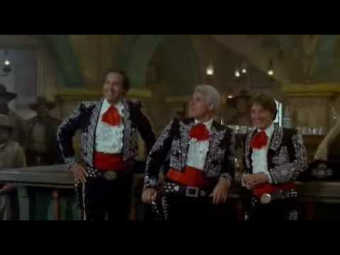 The Three Amigos Sing My Little Buttercup Video