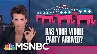 Republican Party's Racism Problem Predates President Donald Trump | Rachel Maddow | MSNBC