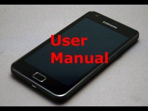 Samsung Galaxy S2 User Manual