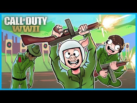 Call of Duty: World War II Funny Moments!  Emote Glitches Fun, Bomb Plant Glitch, Ninja Defuses!