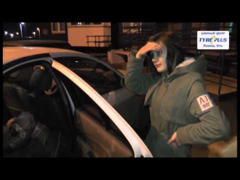 Пьяные разборки во дворе на улице Попова. Место происшествия 28.04.2015