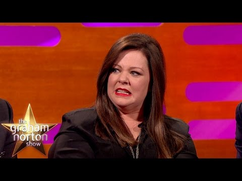 The Headshots Melissa McCarthy Didn't Want You To See - The Graham Norton Show