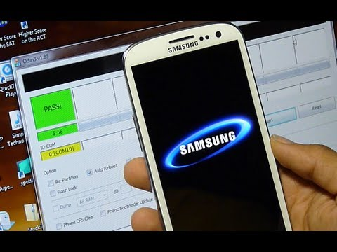 Actualizar (upgrade/downgrade) version de android en samsung galaxy SUPERFACIL