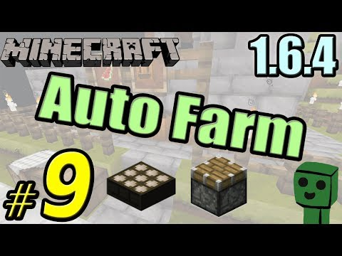 Tackle⁴⁸²⁶ Minecraft 1.6.4 #9 Auto Farm