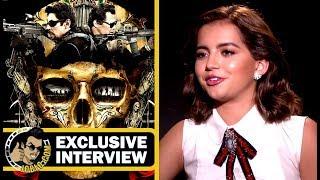 Isabel Moner SICARIO 2: DAY OF THE SOLDADO Interview! (JoBlo Exclusive)