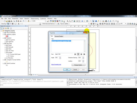 Geographic Information Systems (GIS) Software Fundamentals: A Video Lecture