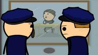 Interrogation - Cyanide & Happiness Shorts