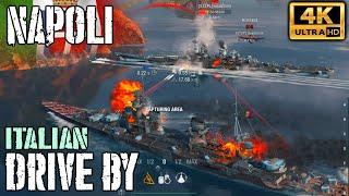 Napoli full secondary crazy battle