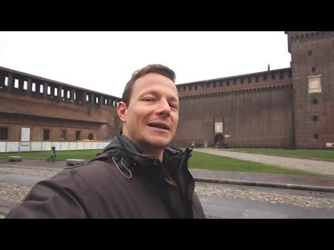Cara da Foto - Fotografando Castelo em Milão
