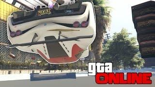 GTA 5 Online (PC) - АДОВЫЕ ГЛЮКИ #86