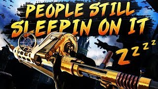 I got the GOLD! but people are still sleeping on this weapon... - WW2