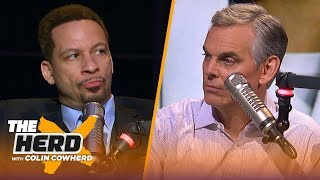 Kevin Durant has yet to prove he's a better player than LeBron - Chris Broussard   NBA   THE HERD