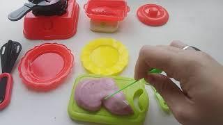Slime and toys children's kitchen\ слайм и игрушки детская кухня