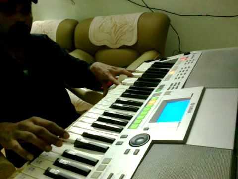 tu tu hai wahi dil ne jise apna kaha keyboard remix- By Vikram...