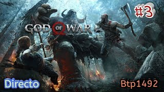 God of War (Directo). #3