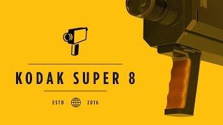KODAK SUPER 8 :: THE DIGITAL ANALOG HYBRID CAMERA