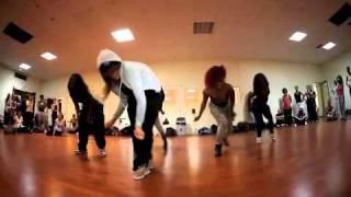 Choreografia Ragga Jam - Laure Courtellemont -  NEVER BELIEVE YOU
