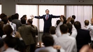 The Wolf of Wall Street Official Trailer #2