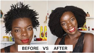CLIP IN HAIR EXTENSIONS (AFFORDABLE) | CURLSCURLS | nywele chronicles