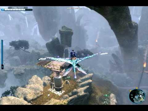 Avatar The Game Ikran