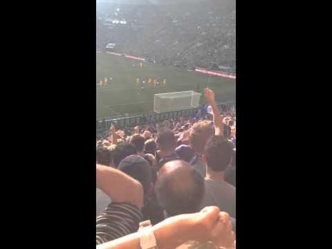 Schalke 04 - TSG Hoffenheim 4:0 Huntelaar Penalty fail