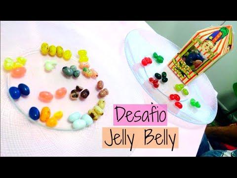 Desafio Jelly Belly - Com Pati e Nicole