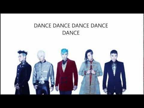 Bigbang - Fantastic Baby (lyrics Romanized) video